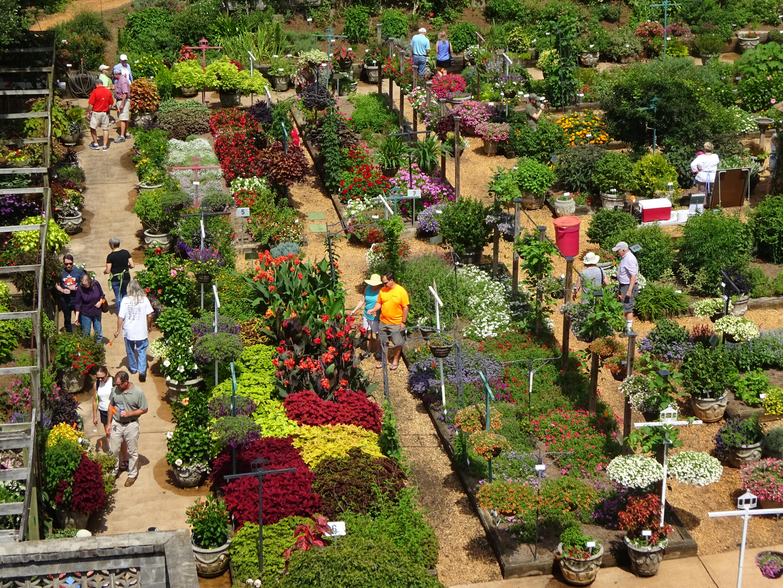 Uga Horticulture Trial Gardens Gardens At Athens Ga